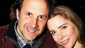 Best Man star Kerry Butler shares the evening with her best man husband Joey Mazzarino.