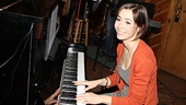 Once Cast Album Recording  Cristin Milioti