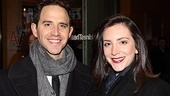 The Road to Mecca – Opening Night – Santino Fontana – Jessica Hershberg