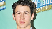 How to Succeed  Nick Jonas Opening  Nick Jonas