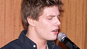 Godspell Album Autograph Signing at B&amp;N  Hunter Parrish