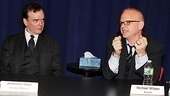 The Best Man  Press Conference  Jefferson Mays  Michael Wilson