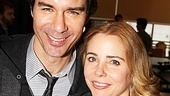 The Best Man  Press Conference  Eric McCormack  Kerry Butler