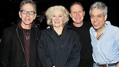 It's a reunion for Betty Buckley and Carrie lyricist Dean Pitchford, composer Michael Gore and writer Lawrence D. Cohen.