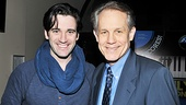 Franklin Shepard times two: Colin Donnell and Jim Walton.