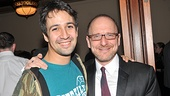Merrily We Roll Along- Lin-Manuel Miranda and Lonny Price