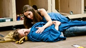Paul Nolan and Chilina Kennedy's powerful onstage chemistry comes from co-starring as Jesus and Mary Magdalene since the show's Stratford production.
