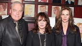Other Desert Cities trio Stacy Keach, Stockard Channing and Rachel Griffiths are the latest Broadway stars to receive Sardi's caricatures.