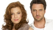 Jessica Phillips and Raul Esparza of Leap of Faith.
