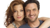 Promo Shots - Leap of Faith - Jessica Phillips - Jessica Phillips - Raul Esparza