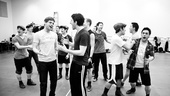 Newsies- Jeremy Jordan and Ben Fankhauser