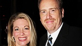 Marin Mazzie reunites with an old high school chum, NBC programming chief Bob Greenblatt.