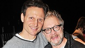 Tony Goldwyn and Tribes patriarch Jeff Perry co-star in the forthcoming ABC drama Scandal, premiering in April.