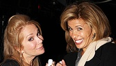 Kathie Lee and Hoda at Godspell   Kathie Lee Gifford  Hoda Kotb 