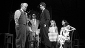 Death of a Salesman-Stephanie Janssen, Elizabeth Morton, Philip Seymour Hoffman, Andrew Garfield, Finn Wittrock
