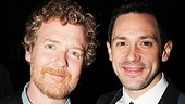 Once opening night  Glen Hansard  Steve Kazee