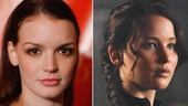 Jennifer Damiano as Katniss Everdeen 