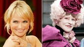 Kristin Chenoweth as Effie Trinket