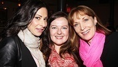 Former cast members Stacy London, Zuzanna Szadkowski and Dee Hoty obviously know a thing or two about fashion&#8212;just check out their scarves! 
