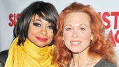 Raven-Symon and Carolee Carmello leave their habits behind and are ready to celebrate a new page in Sister Act history. 