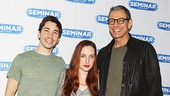 Seminar New Cast Meet and Greet – Justin Long – Zoe Lister-Jones – Jeff Goldblum