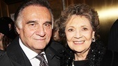 The Best Man  Opening Night  Matilda Cuomo  Tony Lo Bianco