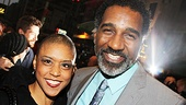 The Best Man  Opening Night  Donna Jarrett - Norm Lewis
