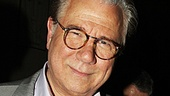 John Larroquette owes his crisp onstage wardrobe to Ann Roth, costume designer for The Best Man.