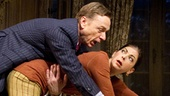 Ben Daniels as Robert, Spencer Kayden as Suzette and Patricia Kalember as Jacqueline in Don&#39;t Dress for Dinner.