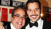 Richard Jay-Alexander first brought Ricky Martin to Broadway in 1996.