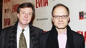 Evita  Opening  Brian Hargrove- David Hyde Pierce