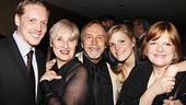 Evita  Opening  George Lee Andrews and Family