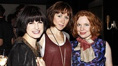 One Man, Two Guvnors Toasts First Broadway Preview  Jemima Rooper  Claire Lams  Suzie Toase 