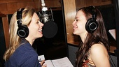 Marin Mazzie and Molly Ranson join their voices in song as Margaret and Carrie White.