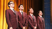 One Man, Two Guvnors opening night  Charlie Rosen  Jacob Colin Cohen  Jason Rabinowitz  Austin Moorhead