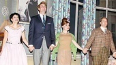 One Man, Two Guvnors opening night  Jemima Rooper  Oliver Chris  Suzie Toase  James Corden