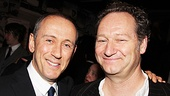 One Man, Two Guvnors opening night  Nicholas Hytner  Richard Bean