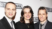 Clybourne Park Opening Night  Jordan Roth  Pam MacKinnon  Bruce Norris 