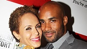 A Streetcar Named Desire opening night  Nicole Ari Parker  Boris Kodjoe