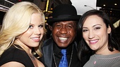 Ghost Opening Night  Megan Hilty  Ben Vereen  Eden Espinosa