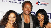 Ghost Opening Night  Debbie Allen  Gary Dourdan  Vivian Nixon 