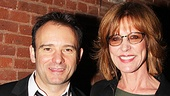 Ghost Opening Night  Matthew Warchus  Christine Lahti 