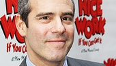 Nice Work If You Can Get It  Opening Night  Andy Cohen