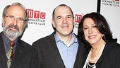 The Columnist Opening Night  Daniel Sullivan  David Auburn  Lynne Meadow 