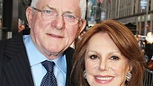 The Columnist Opening Night  Phil Donahue  Marlo Thomas