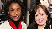 The Columnist Opening Night  Charlayne Woodard - 