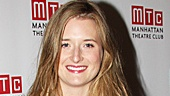 The Columnist Opening Night  Grace Gummer