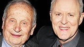 The Columnist Opening Night  A.R. Gurney - John Lithgow  