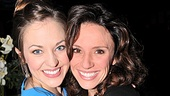 Dont Dress For Dinner  Opening Night  Laura Osnes - Natalie Hill