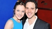 Dont Dress For Dinner  Opening Night  Laura Osnes  Santino Fontana